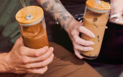 High Protein Iced Coffee Mocha