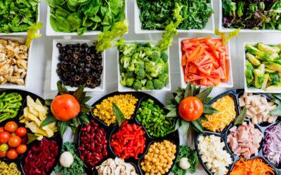 Le caratteristiche delle diete a base vegetale
